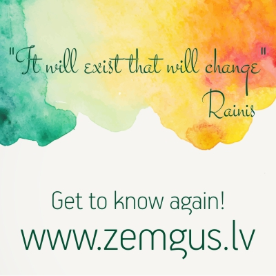 Get to know again - Zemgus Printing House